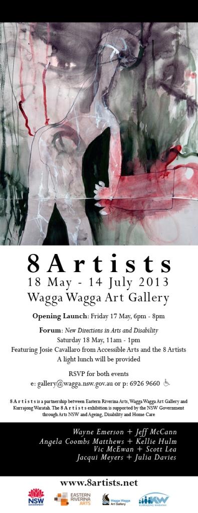 E_Invite 8 Artists